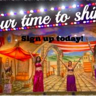 Studio Showcase Registration
