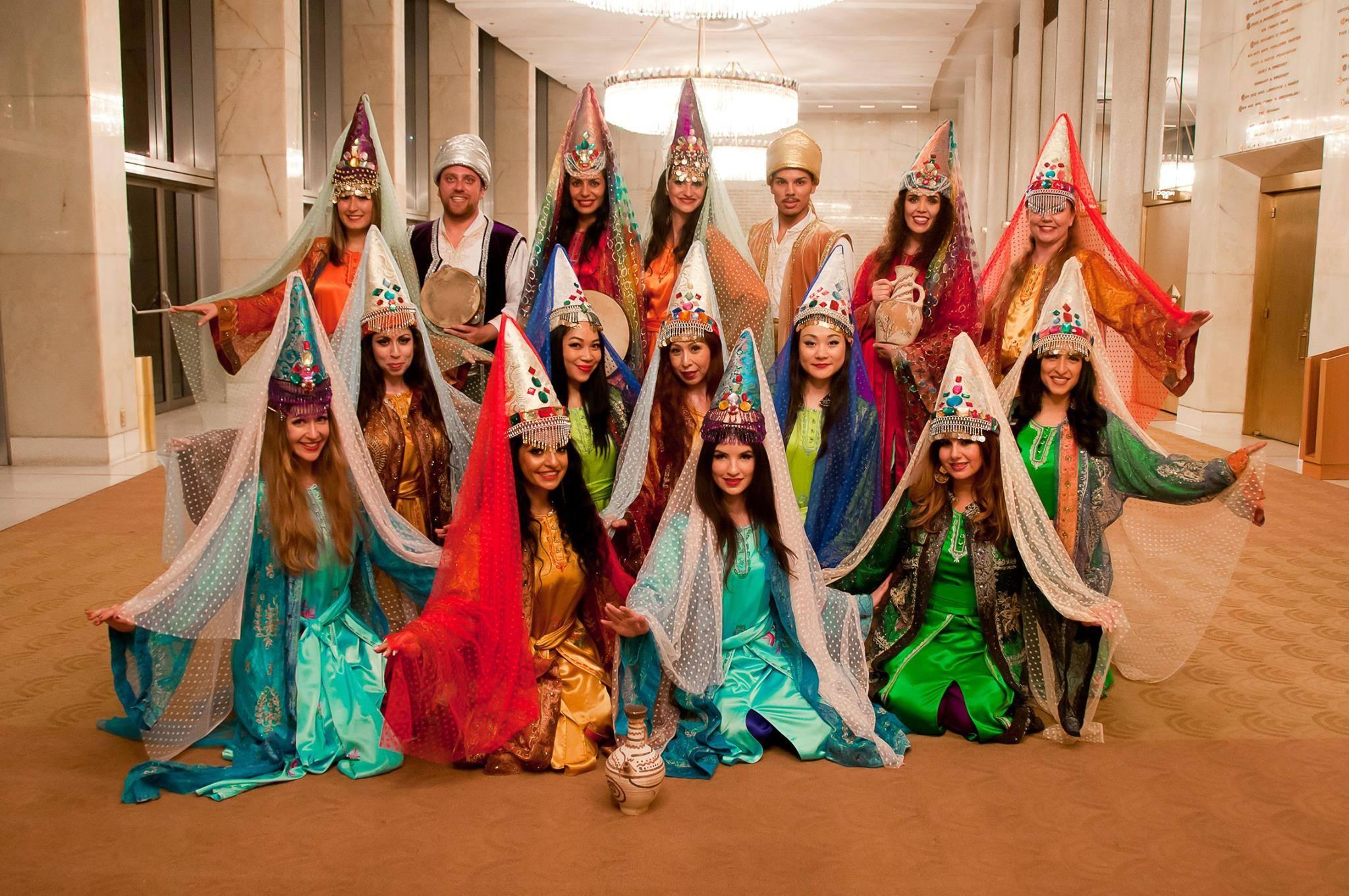 Folkloric Dance with Adam Basma