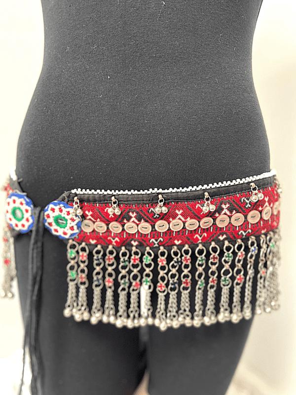 hip belt afghan