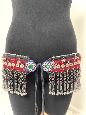 Afghan hip belt