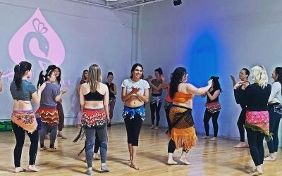 new to belly dance
