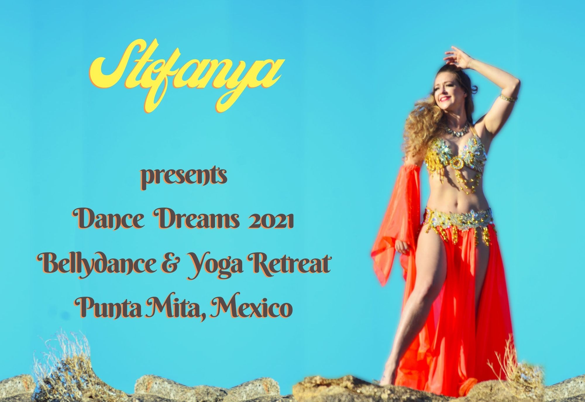dance drear poster